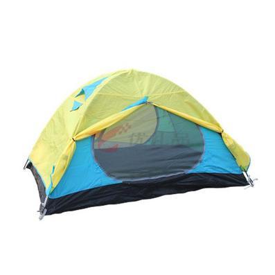 領路者 正品戶外露營帳篷 雙人雙層帳四季帳防雨野營防水新款定制