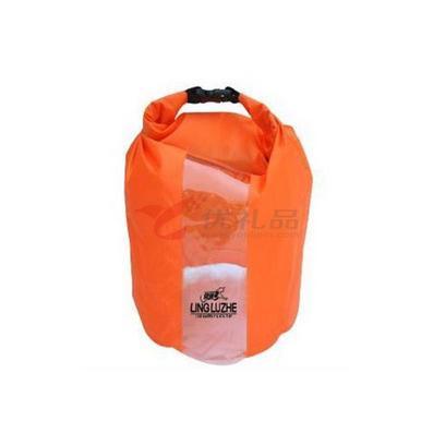 领路者领路者 户外便携折叠防水袋手提多功能漂流袋 PVC 收纳包定制