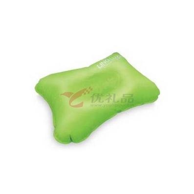 领路者 户外旅游充气枕便携自动充气枕定制