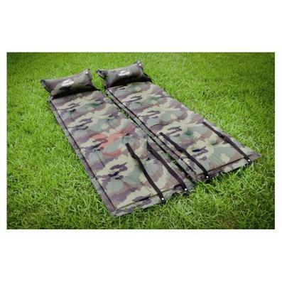 領路者 戶外自動充氣墊 帳篷墊單人露營墊防潮墊定制