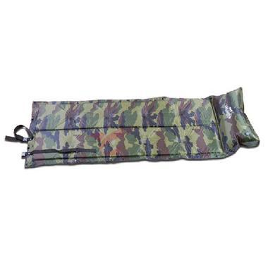 领路者 8点带枕对折双拼垫 户外野营 充气垫帐篷垫定制