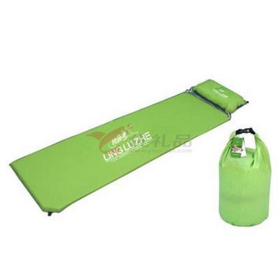领路者 户外露营套装 自动充气垫帐篷垫+充气枕+防水袋定制
