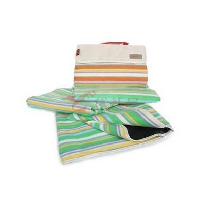 领路者 户外野餐垫防潮垫加厚 地垫折叠便携绒棉 宝宝爬行垫定制