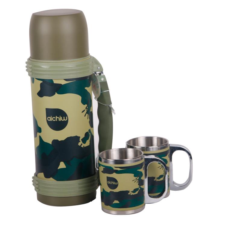 愛奇屋綠野迷蹤保溫壺套裝