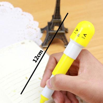 表情藥丸筆