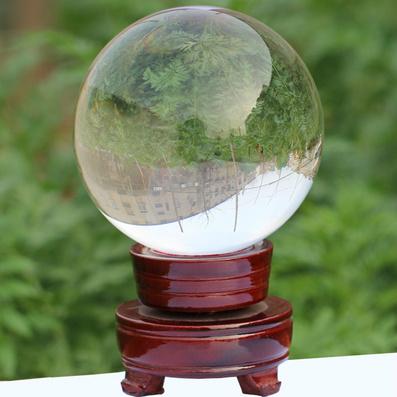 水晶球擺件定制