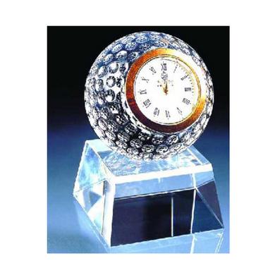 水晶球時鐘定制