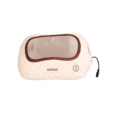 歐姆龍HM-340按摩枕頸部腰部按摩器 肩部 頸椎按摩器 按摩枕定制