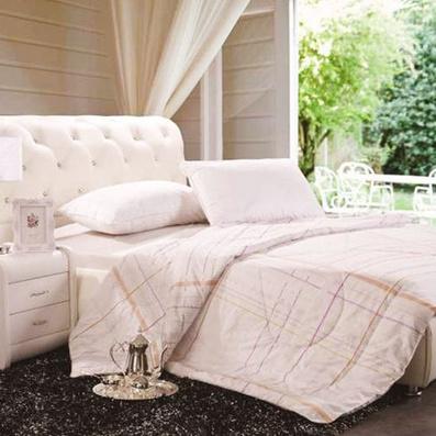家纺床品 冰丝绒水洗被 超细旦纤维 空调被 可定制