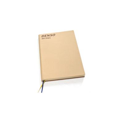 淺卡其色大氣筆記本