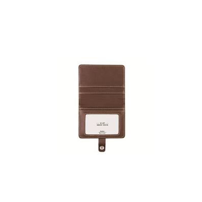 身份證件卡套 皮面胸卡工作證 卡夾 VIP禮盒裝 批量定制