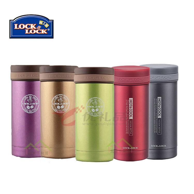 韓國樂扣樂扣不銹鋼纖巧茶杯保溫杯(200ml)LHC550 LHC551