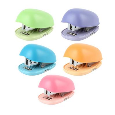 MINI迷你趣味时尚 彩色 订书机 订书器 定制