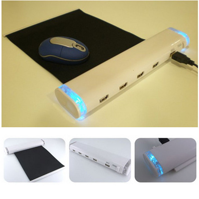 USB/HUB鼠標墊