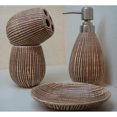 簡愛衛浴系列  4件組合