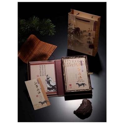 《孙子兵法》袖珍邮票珍藏册定制