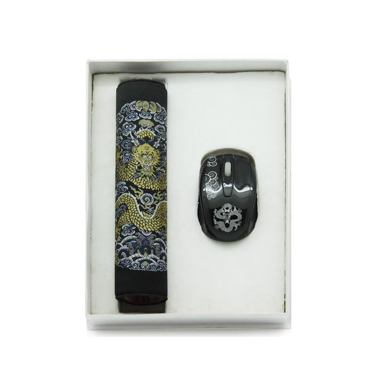 青花瓷套裝 鼠標 鼠標墊定制