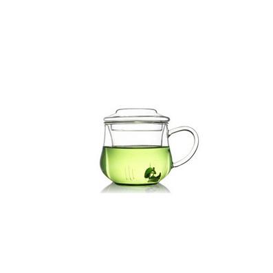 小蘭雅杯耐熱玻璃杯茶杯定制