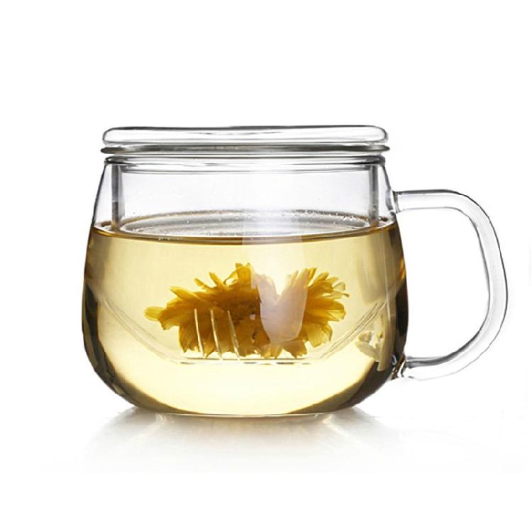 精致小巧圓趣杯可加熱玻璃杯 茶杯定制