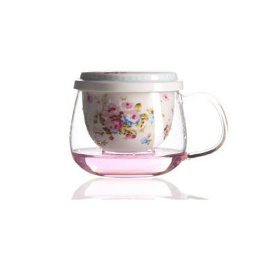 趣瓷杯 茶杯 水杯 玻璃杯定制熱銷
