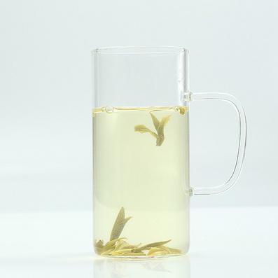 创意玻璃杯子 耐高温 果茶杯350ml亚博体育app下载地址