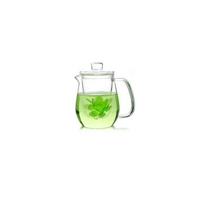 玻璃茶具立式企鵝壺耐高溫高硼硅玻璃茶壺定制