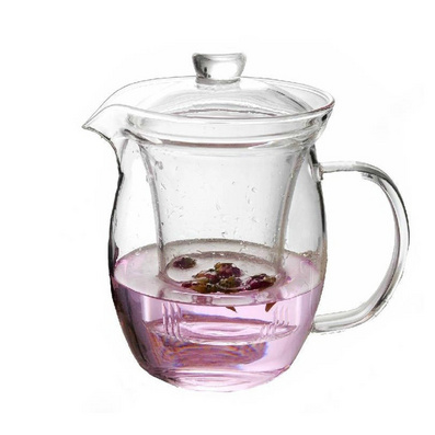 神马杯浮云壶 耐热玻璃壶 水壶 茶壶定制