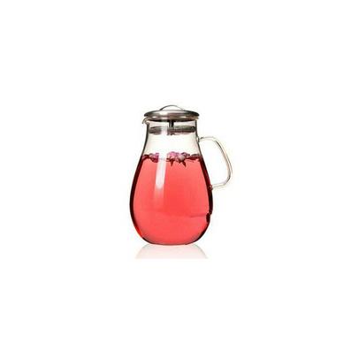 花草茶壶水滴果汁壶开水壶凉水壶定制