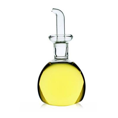 桔子油瓶 耐熱玻璃油醋瓶調料瓶罐定制