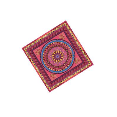 女王的花冠蠶絲圍巾絲巾 aurora正品定制