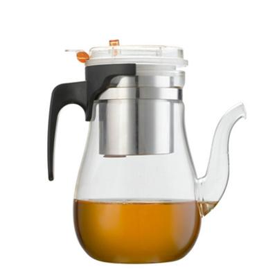 正品耐热玻璃茶壶 泡茶杯