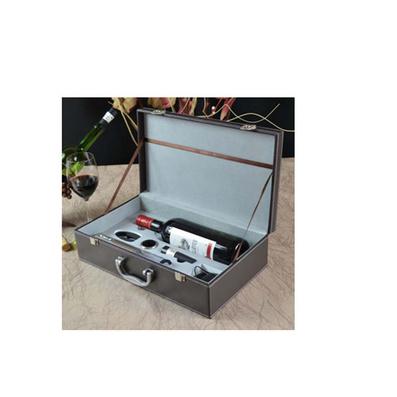 不锈钢电动开瓶器4件套单支酒箱定制