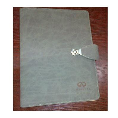 PU钢圈活页笔记本定制