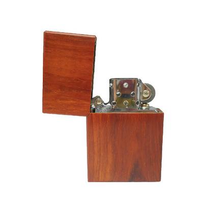 印度小葉紫檀佐羅棉油打火機/紅木工藝品定制