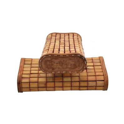 紅豆杉枕頭一對禮品批量定制