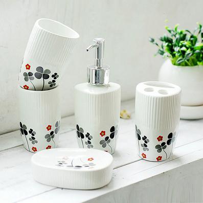 陶瓷衛浴套裝 陶瓷衛浴五件套批量定制