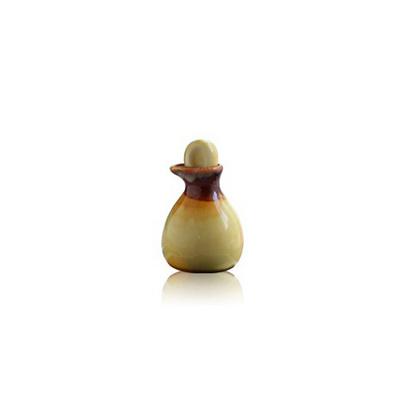 香水瓶精油瓶调味瓶 料酒瓶 冰裂釉 定制