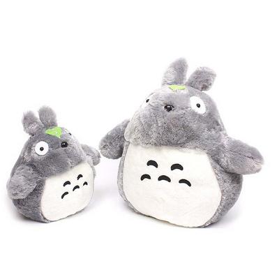日本動畫多多洛龍貓公仔 Totoro龍貓抱枕定制