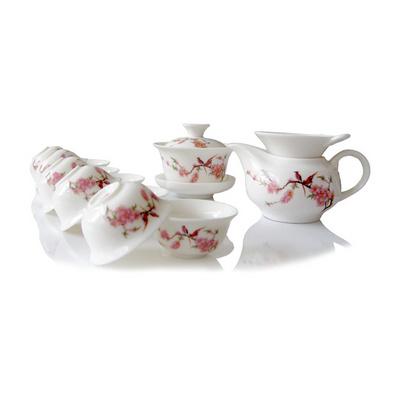 骨瓷茶具套装 礼品工艺品批量定制