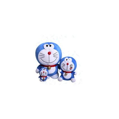 哆啦A梦/机器猫公仔 猫咪公仔 毛绒玩具定制