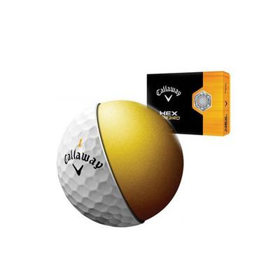 原裝美國正品CALLAWAY高爾夫新款2層球定制