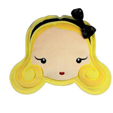 創意可愛原宿娃娃卡通電暖袋 暖手寶批量定制