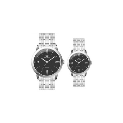 天王表 TIANWANG 商務系列石英手表男士手表全鋼帶帶情侶表男表定制