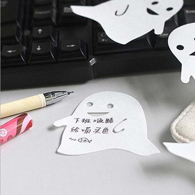 消失的幽靈便條紙定制