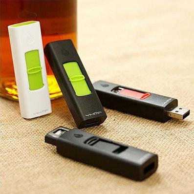 環保USB充電打火機定制