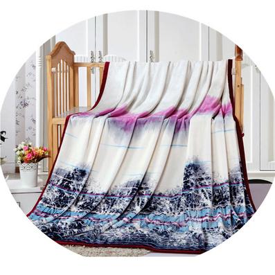 盛世九福丝绒毯