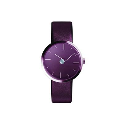 偏移指針中性石英腕表手表定制