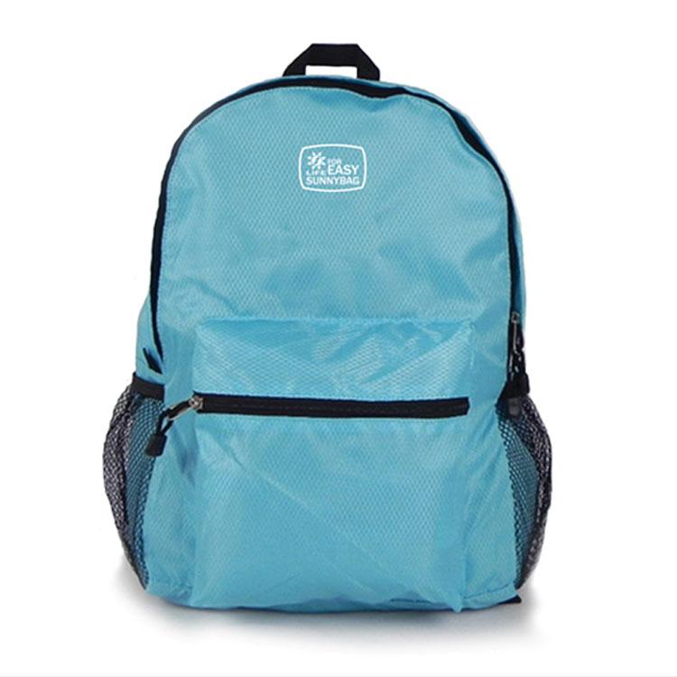 經典款可折疊中性背包