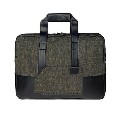 新款LEXON法國樂上13寸橫款電腦包可拆卸肩帶公文包單肩包定制