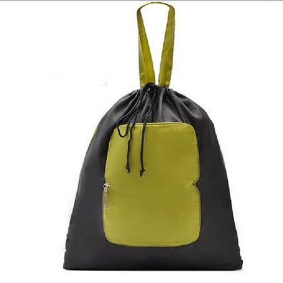 錢夾式束口折疊購物袋